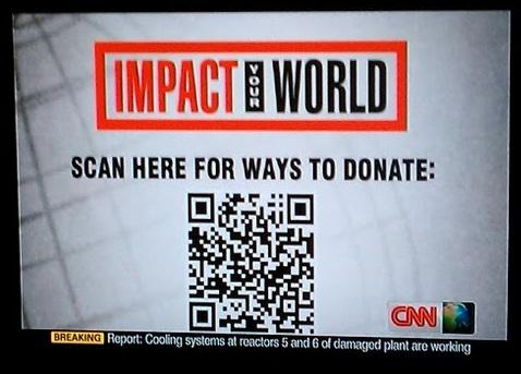 CNN QR code