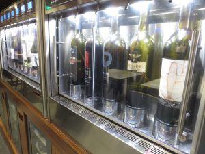 Centurion SFO wine tasting